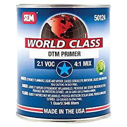 SEM 50124 World Class DTM Primer - 1 Quart