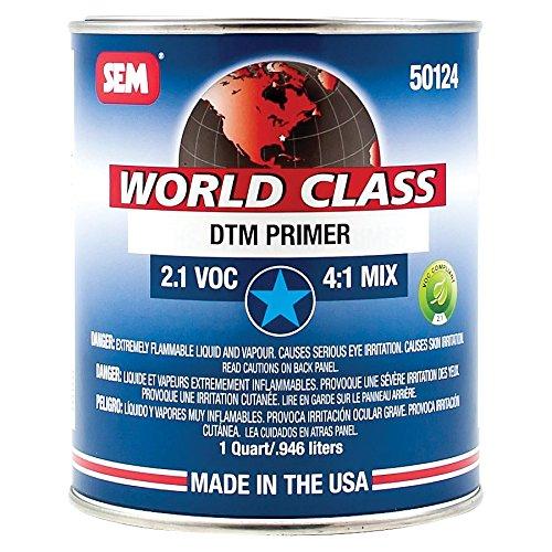 SEM 50124 World Class DTM Primer - 1 Quart
