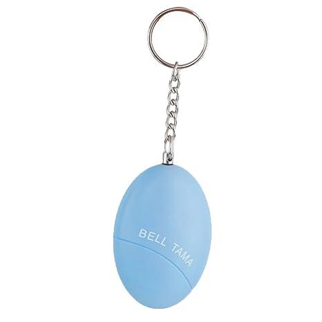 Alarma de Seguridad Personal Llavero Forma de Huevo para ...
