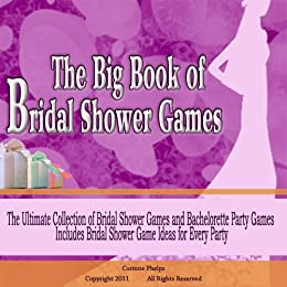 the big book of bridal shower games if you are looking for unique bridal shower