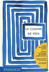 La cuisine de Vefa
