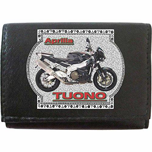 APRILIA TUONO 1000 Klassek Leder Schlüsseletui Schlüsselleiste mit Haken Motorrad Zubehör Bike