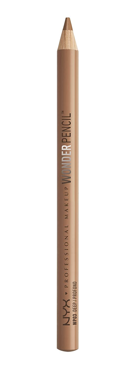 NYX PROFESSIONAL MAKEUP Wonder Pencil, Light, 0.03 Ounce 0800897818173