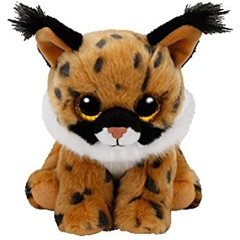Larry Lynx Beanie Babies 8 inch - Stuffed Animal by Ty (41205)