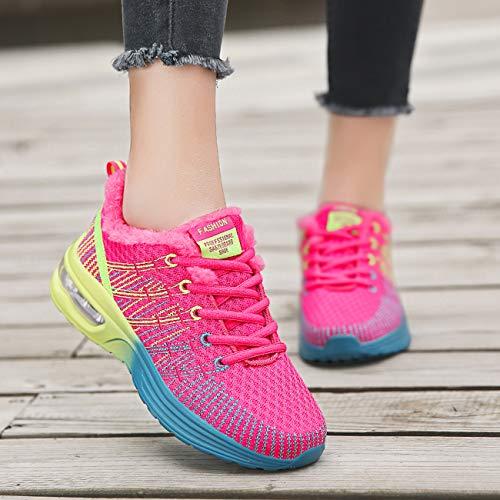 Chaussures Newzcers Pour Femme Samt Stieg Rot D'athlétisme Oqqd6