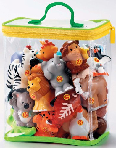 Little People A To Z Learning Zoo Playset