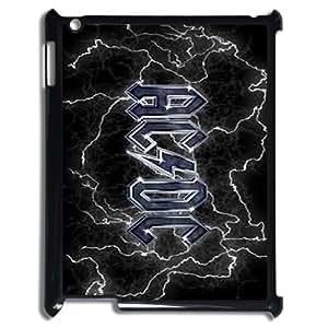 Rockband Modern Fashion Guitar hero and rock legend Phone Case For Ipad 2/3/4 Case TPUKO-Q820304