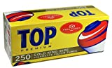 Top Gold Light RYO Cigarette Tubes - King Size 250ct Box (40 Boxes)