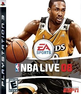 amazon com nba live 09 playstation 3 artist not provided video rh amazon com NBA Live 10 PS3 NBA Live 14 PS3