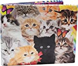 Cute Kittens Sound Wallet - Meows Every Time You Open It - By The Unemployed Philosophers Guild