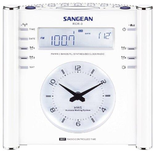 Sangean-RCR-3 - Radiouhr