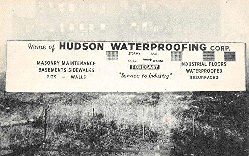 bronx-new-york-hudson-waterproofing-corp-office-antique-postcard-j59594