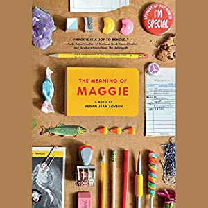 The Meaning of Maggie Audiobook