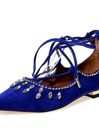 Fiesta Zapatos terciopelo Rojo Uk7 8 us8 Plano Zq Jane Red negro mary De Azul Eu41 tac¨®n Noche Casual planos Mujer Cn42 Uk7 10 5 Blue Y vestido us9 Uk6 Cn39 Eu39 Yyz 5 Puntiagudos ZUxwqx57