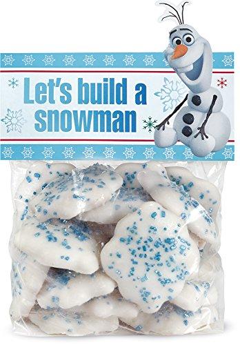 Wilton Disney Frozen Olaf Treat Bags, 6-Pack by Wilton