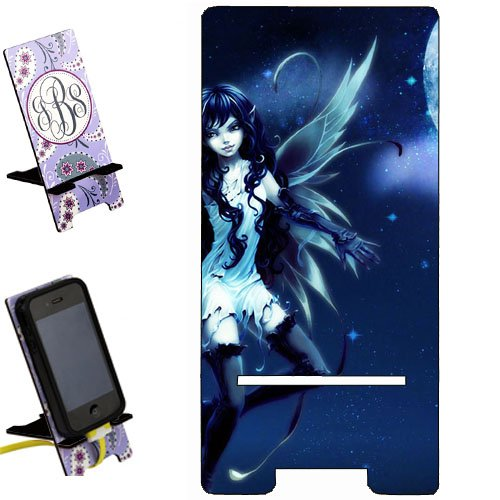 Pixie Fairy Anime Girl Smartphone image STAND / Holder for cell phones Great Gift Idea