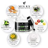 (2 Pack) Hemp Cream for Pain Relief Arthritis