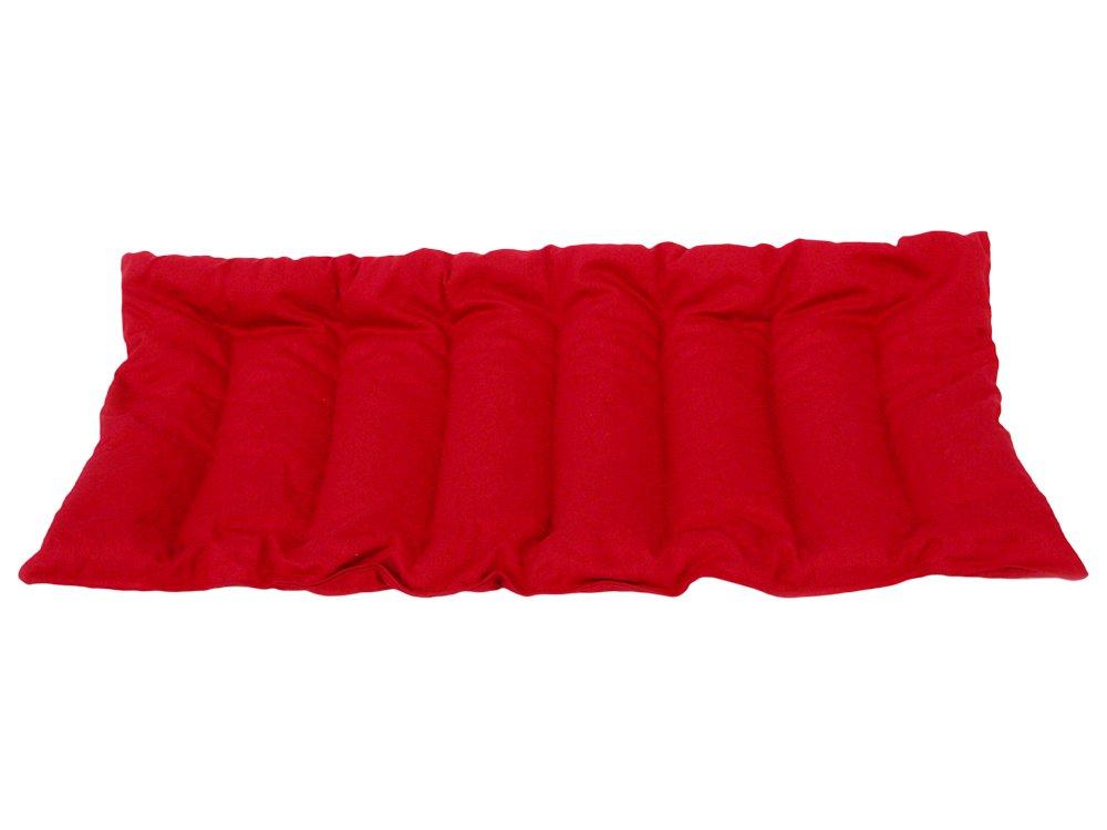 medesign Kirschkernkissen rot 12 x 8 cm 1 St/ück