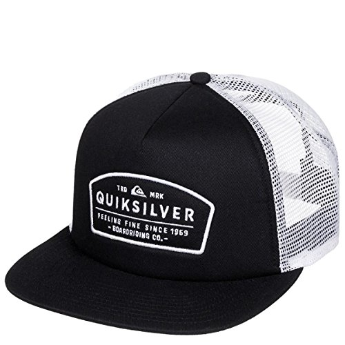 Quiksilver Mens Reeder Adjustable Hat - Visor Quicksilver