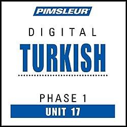 Turkish Phase 1, Unit 17