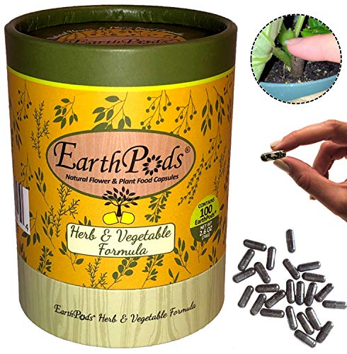 EarthPods Premium Herb & Vegetable Plant Food