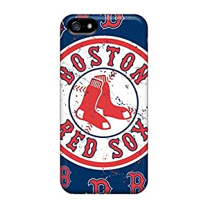 Shockproof/dirt-proof Boston Red Sox Covers Cases For Case Iphone 5/5S Cover