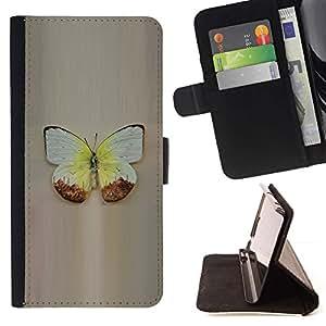 Momo Phone Case / Flip Funda de Cuero Case Cover - Art Istanbul Mosque White - LG G4 Stylus H540