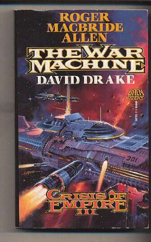 book cover of The War Machine