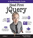 Head First jQuery: A Brain-Friendly Guide (Brain-Friendly Guides)