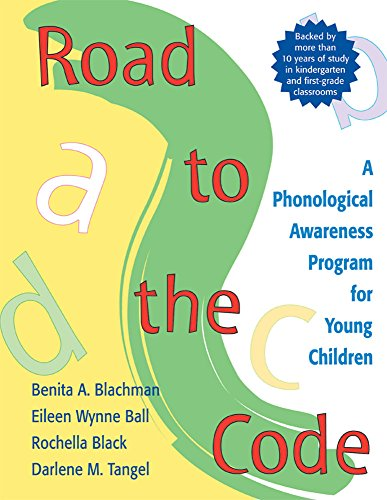 phonological awareness program - 1