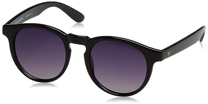 Wolfnoir Hathi Shadowy Deblack Gafas de Sol, Negro, 45 ...