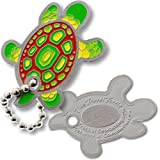 Turtle Travel Tag