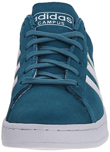 Adidas Originals Campus 2 Livsstil Mode Sneaker (litet Barn / Big Kid) Surf Bensin / Springer Vit / Surf Bensin
