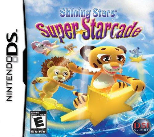 - Shining Stars: Super Starcade - Nintendo DS