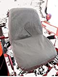 Durafit Seat Covers, KU09 Insulated Tractor Seat Cover for 18 inch Wide, one Piece Tractor seat.