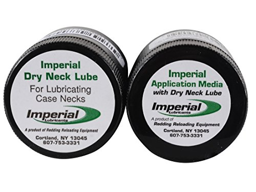 (Redding Imperial Convenience Pack Dry Neck Lube Plus Application Media)