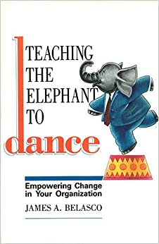 Book Teaching the Elephant to Dance: Empowering Change in Your Organisation