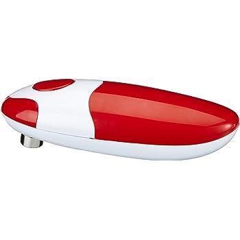 Elektrische Dosenöffner werden in ganz unterschiedlichen Designs hergestellt.