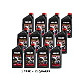 Yamalube 10w40 All Performance Oil - Quarts (Case of 12)