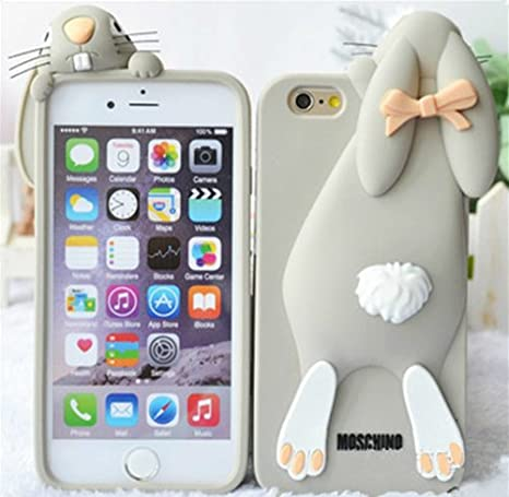 Soft Silicone Back Case Cover iPhone