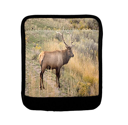 Deer Animal Luggage Handle Wrap Finder