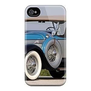 Hot Fashion VgS28815rClA Design Case Cover For SamSung Galaxy S4 Mini Protective Cases (1930 Lincoln Model Phaeton)