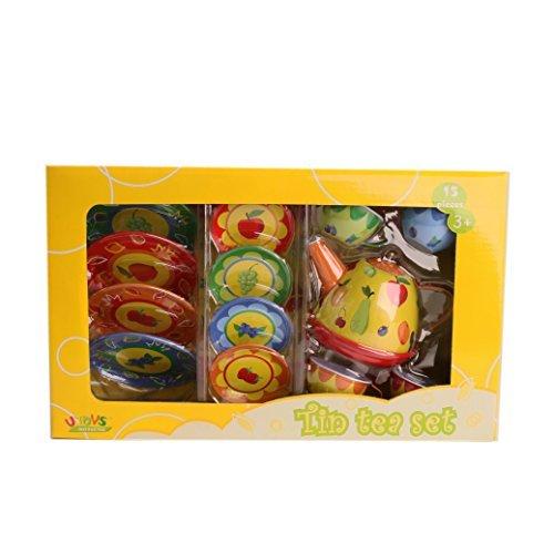 Toy – Kitchen Playset for Kids Girls Boys Pretend Play ()