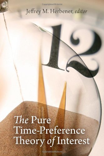 Pure Time-Preference Theory of Interest