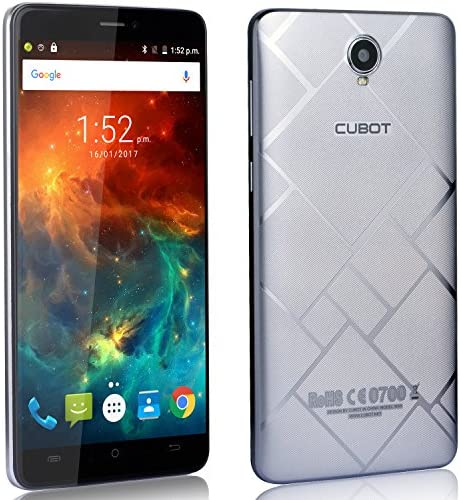 Cubot Max - Smartphone Libre 4G Android 6.0, (Pantalla Táctil 6.0 ...