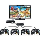 Ortz Gamecube USB Controller Adapter for Wii U & PC