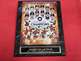 Astros 2017 World Series Champions Engraved Collector Plaque w/8x10 Photo