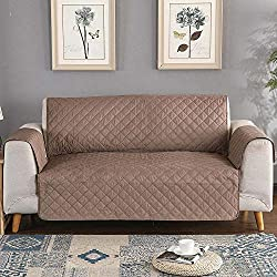 iisutas Improved Non-Slip Couch Covers Pet Dog Sofa Slipcovers Living Room Furniture Protectors