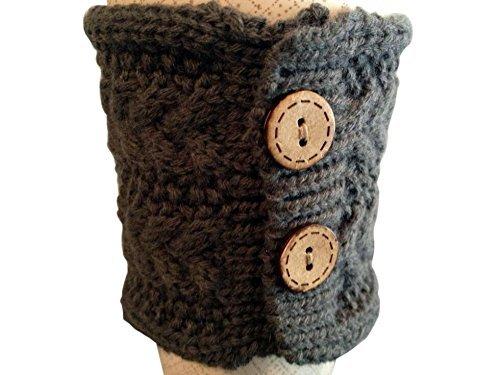 Hug Your Mug Cup Cozy, Reusable Coffee Sleeve Hand Protector Drink Grip for Paper Cups by Hug Your Mug (Image #6)