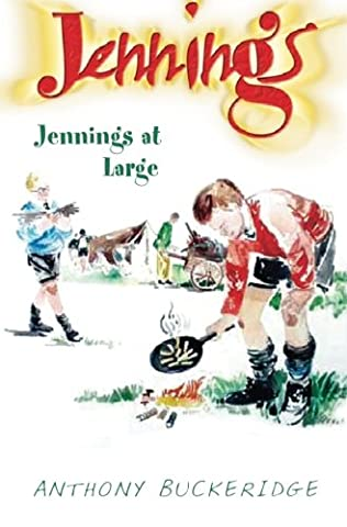 book cover of Jennings at Large